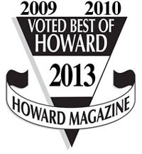 Howard Magazine Voted Best of Howard