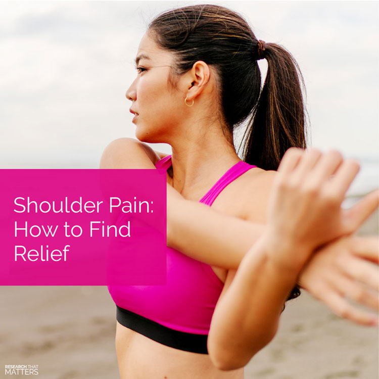 Chiropractic Clarksville MD Shoulder Pain