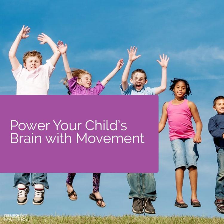 Chiropractic Clarksville MD Children and Movement