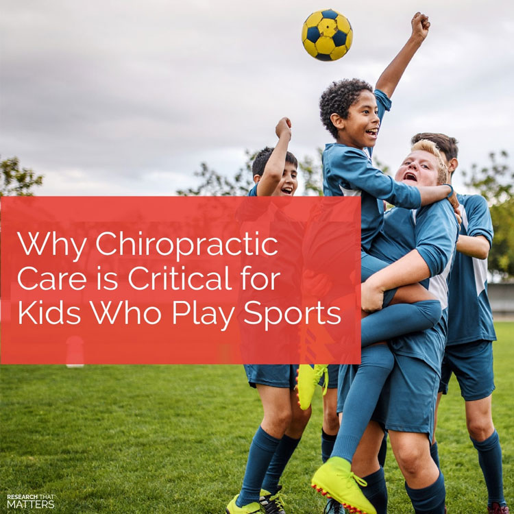 Chiropractic Clarksville MD Kids and Sports